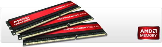 Хочешь поддержать AMD — купи фирменную память!