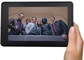 7-дюймовый цветной планшет Amazon Kindle Fire