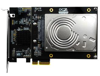 Гибридный накопитель OCZ: комбинация из 100-ГБ SSD и 1-ТБ HDD