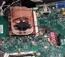 Первый рабочий дискретный 28-нм видеопроцессор