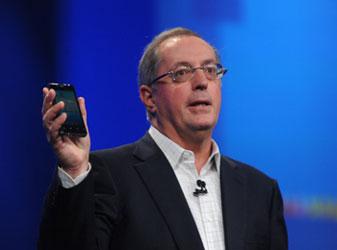 Очередной прототип смартфона на платформе Intel
