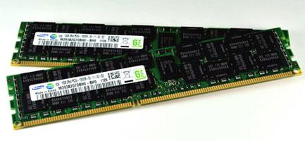 Модули памяти компании Samsung «зелёной» серии