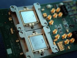 Память Hybrid Memory Cube на плате