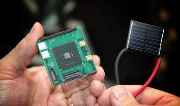 Процессор Intel Claremont и его солнечная батарейка