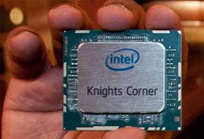 Intel «Knights Corner»: 50+ ядер, 22-нм техпроцесс