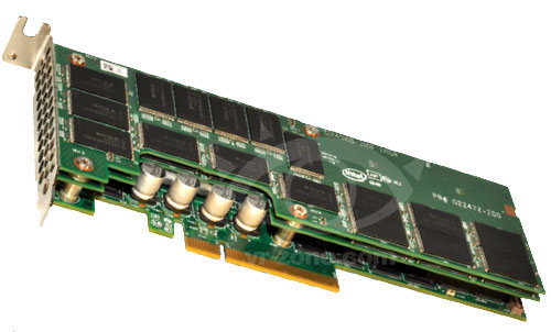 Новая линейка самых быстрых SSD Intel