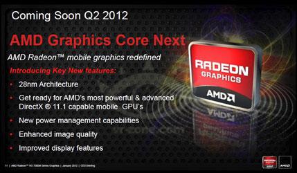 Мобильная графика AMD — сильная сторона красно-зелёных