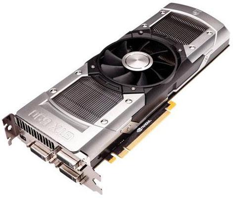 Новый двухпроцессорный флагман — видеокарта NVIDIA GeForce GTX 690