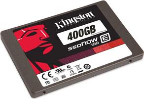 SSD корпоративного класса — Kingston SSDNow E100