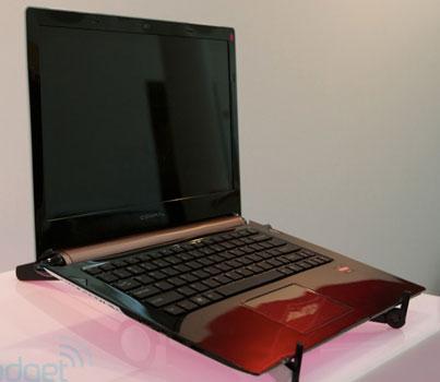 Образец сверхтонкого ноутбука на APU AMD Trinity