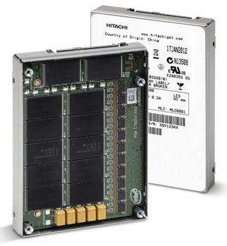 2,5-дюймовые SSD Hitachi Ultrastar SSD400S.B