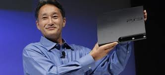 С апреля 2012 года новым директором Sony станет Казуо Хираи, шеф подразделения консолей