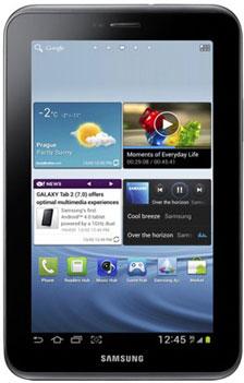 7-дюймовый Galaxy Tab 2