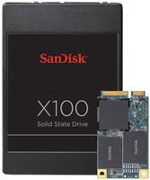 SanDisk SSD X100
