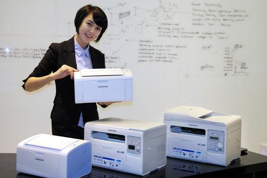 Samsung наделяет лазерные принтеры возможностью простой работы в беспроводном окружении