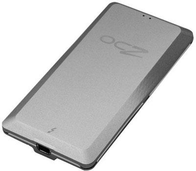 SSD OCZ «Lightfoot» с интерфейсом Intel Thunderbolt