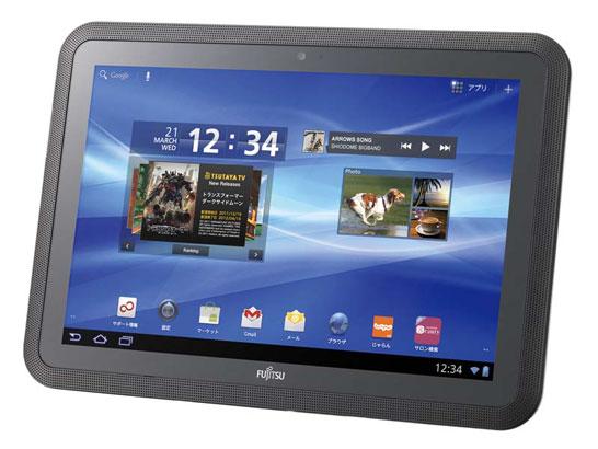 Водонепроницаемый планшет Fujitsu ARROWS Tab Wi-Fi