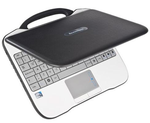 Последняя модификация ученического лэптопа компании Intel (производство Lenovo)