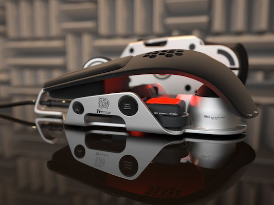 Themaltake Level 10 M — мышь с дизайном BMW