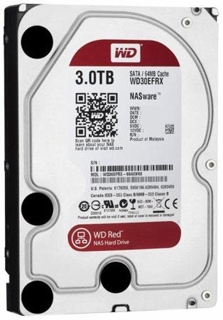 WD Red — жёсткие диски для домашних NAS-серверов