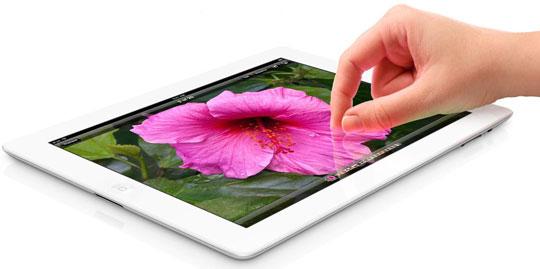 Новый Apple iPad