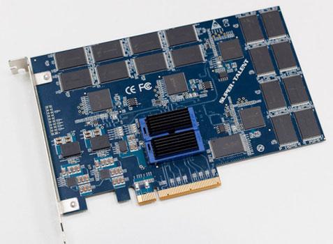 SSD RAIDDrive UpStream компании SuperTalent