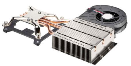 Процессорный кулер Intel HTS 1155LP