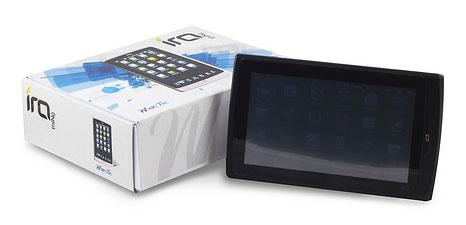 7-дюймовый планшет Wishtel на платформе VIA