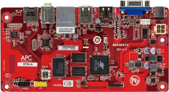 Новый формфактор для компактных ПК — VIA neo-ITX (17x8,5 см)