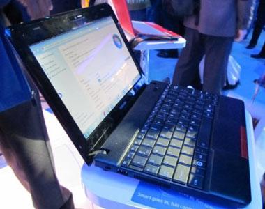 Нетбук Toshiba NB510: такой красивый и такой бесперспективный?