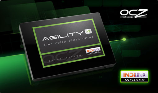 SSD OCZ Agility 4 на платформе Indilinx Everest 2