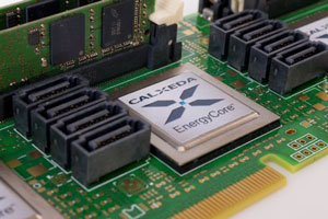 Серверный 32-разрядный ARM-процессор компании Calxeda