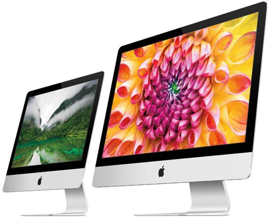 Моноблоки Apple iMac или системы «всё-в-одном»