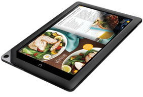 Планшет Barnes & Noble Nook HD+ (9