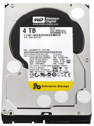 Одни из самых ёмких дисков для облаков и недорогих корпоративных систем хранения данных