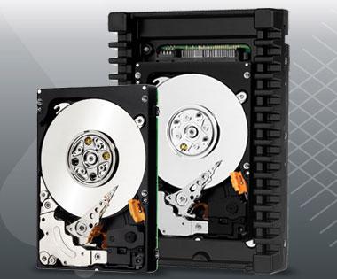 WD XE: 2,5-дюймовые HDD со скоростью вращения 10000 об./мин.
