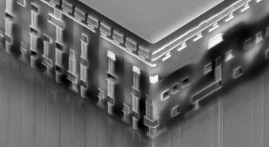 Опытный чип ReRAM, выпущенный Crossbar с использованием 110-нм техпроцесса