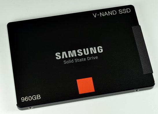 Samsung SSD 3D V-NAND — первый флэш-винчестер на трёхмерной флэш-памяти