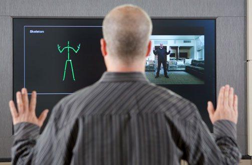 Особенность Kinect 2 — высокая чувствительность и быстрая реакция на действия