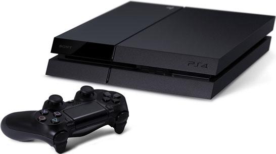 Sony PlayStation 4. Игровая консоль нового поколения.