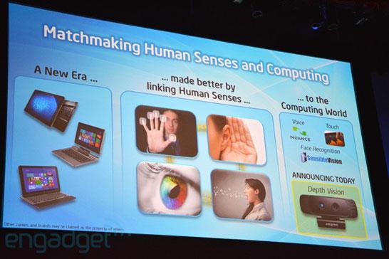 Компьютер, как и человек, большинство информации об окружении должен получать «глазами»
