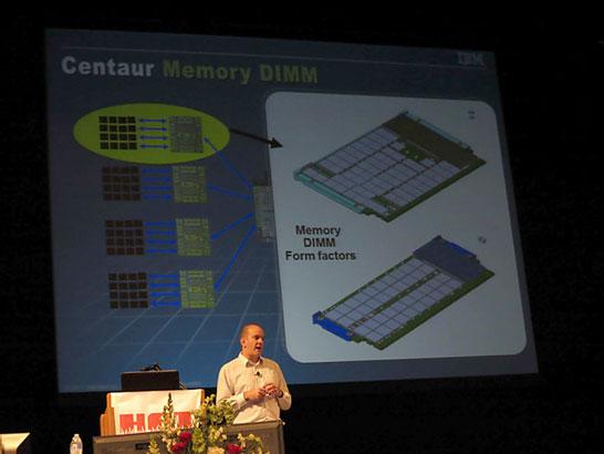 Для систем на Power8 понадобятся свои DIMM-модули