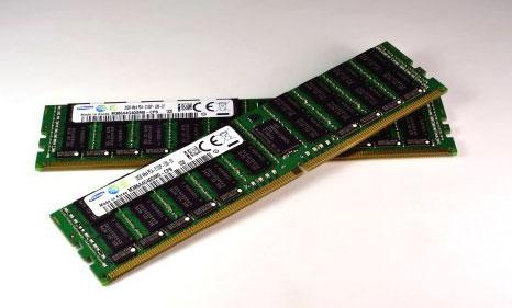 32-ГБ модули памяти компании Samsung стандарта DDR4