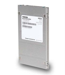 Новые корпоративные SSD компании Toshiba