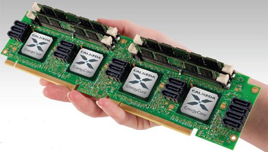 Всё это уже история? Первые серверные процессоры на ARM.