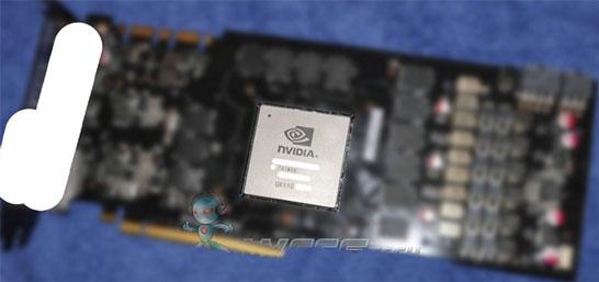 Фото видеокарты, похожей на NVIDIA GeForce GTX Titan