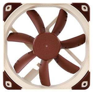 Новые корпусные 120-мм вентиляторы Noctua