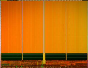 20-нм 128-Гбит NAND-флэш TLC компании Micron