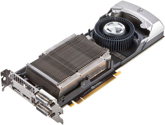 Система охлаждения видеокарты NVIDIA GeForce GTX Titan