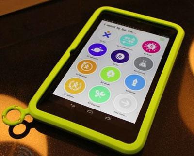 7-дюймовый ученический планшет компании Sakar International